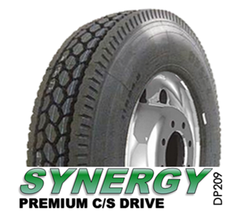 Best Performance Tires >> DP209 - Premium C/S Drive | Synergy